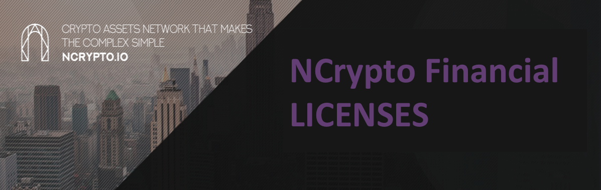 NCrypto Financial LICENSES